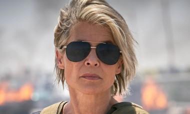 Linda Hamilton in Terminator: Dark Fate