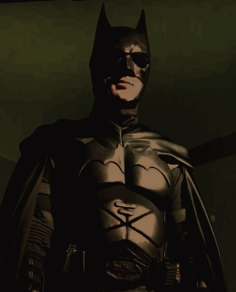 Gotham Batman Costume Seemingly Leaked Online
